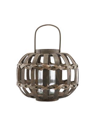 Lanterna Knots, Marrone, Ø 33 x A 26 cm