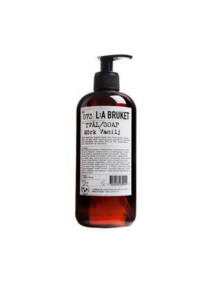 Vloeibare handzeep Dark Vanilla (vanille), Houder: kunststof, Bruin, 450 ml