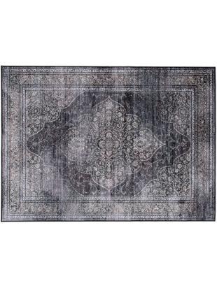 Dywan vintage Rugged, Antracytowy, S 170 x D 240 cm  (Rozmiar M)
