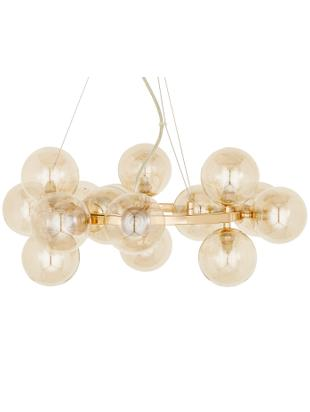 Hanglamp met glazen bollen Splendor