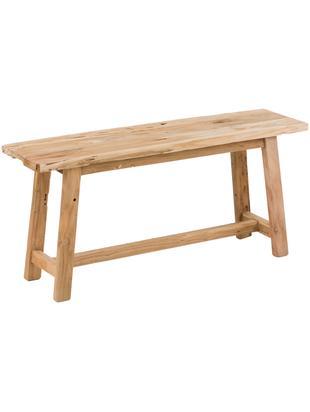 Banco de madera maciza Lawas