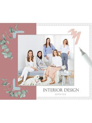 Usługa Interior Design, Voucher cyfrowy Gdy tylko otrzymamy Twoje zamówienie, nasi eksperci od aranżacji wnętrz natychmiast zaczną tworzyć indywidualną koncepcję stylizacji, którą otrzymasz e-mailem w ciągu od 10 do 15 tygodni, Biały, 249.90 zł