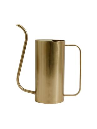 Konewka Brass, Żelazo mosiądzowane, Mosiądz, S 25 x W 25 cm
