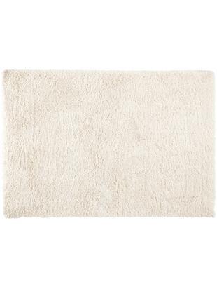 Flauschiger Hochflor-Teppich Venice, Flor: Polypropylen, Creme, B 80 x L 150 cm (Grösse XS)