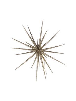 Ciondolo decorativo Sputnik, Materiale sintetico, Champagne, Ø 37 cm