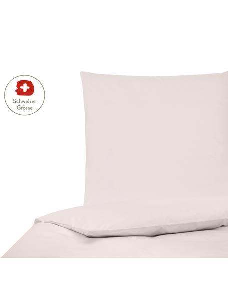 Baumwollperkal-Bettdeckenbezug Elsie in Rosa, Webart: Perkal Fadendichte 200 TC, Rosa, 160 x 210 cm