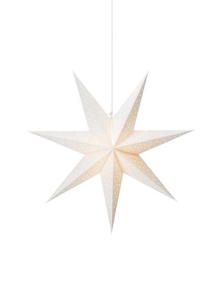 Gwiazda świąteczna Clara, Biały, Ø 75 cm