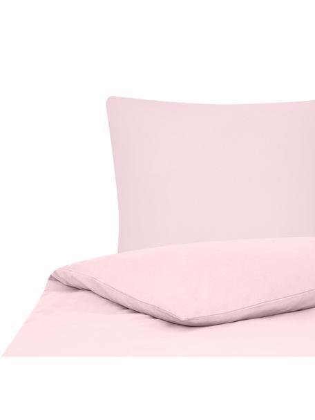 Flanell-Bettwäsche Biba in Rosa, Webart: Flanell Flanell ist ein k, Rosa, 155 x 220 cm + 1 Kissen 80 x 80 cm