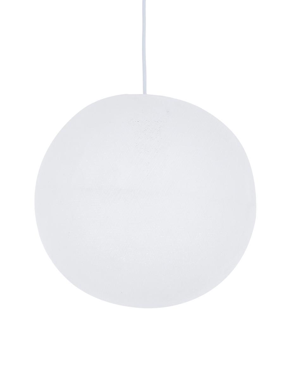 Lampada a sospensione fai da te Colorain, Bianco, Ø 31 x Alt. 135 cm