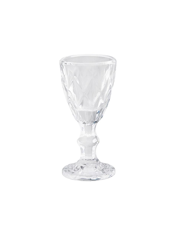 Kieliszek do wódki Prisma, 6 szt., Szkło, Transparentny, Ø 5 x W 11 cm
