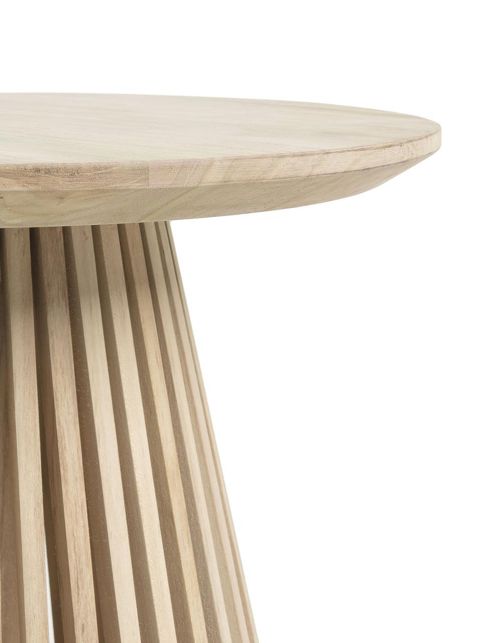 Tavolino Rotondo In Legno Jeanette Westwingnow