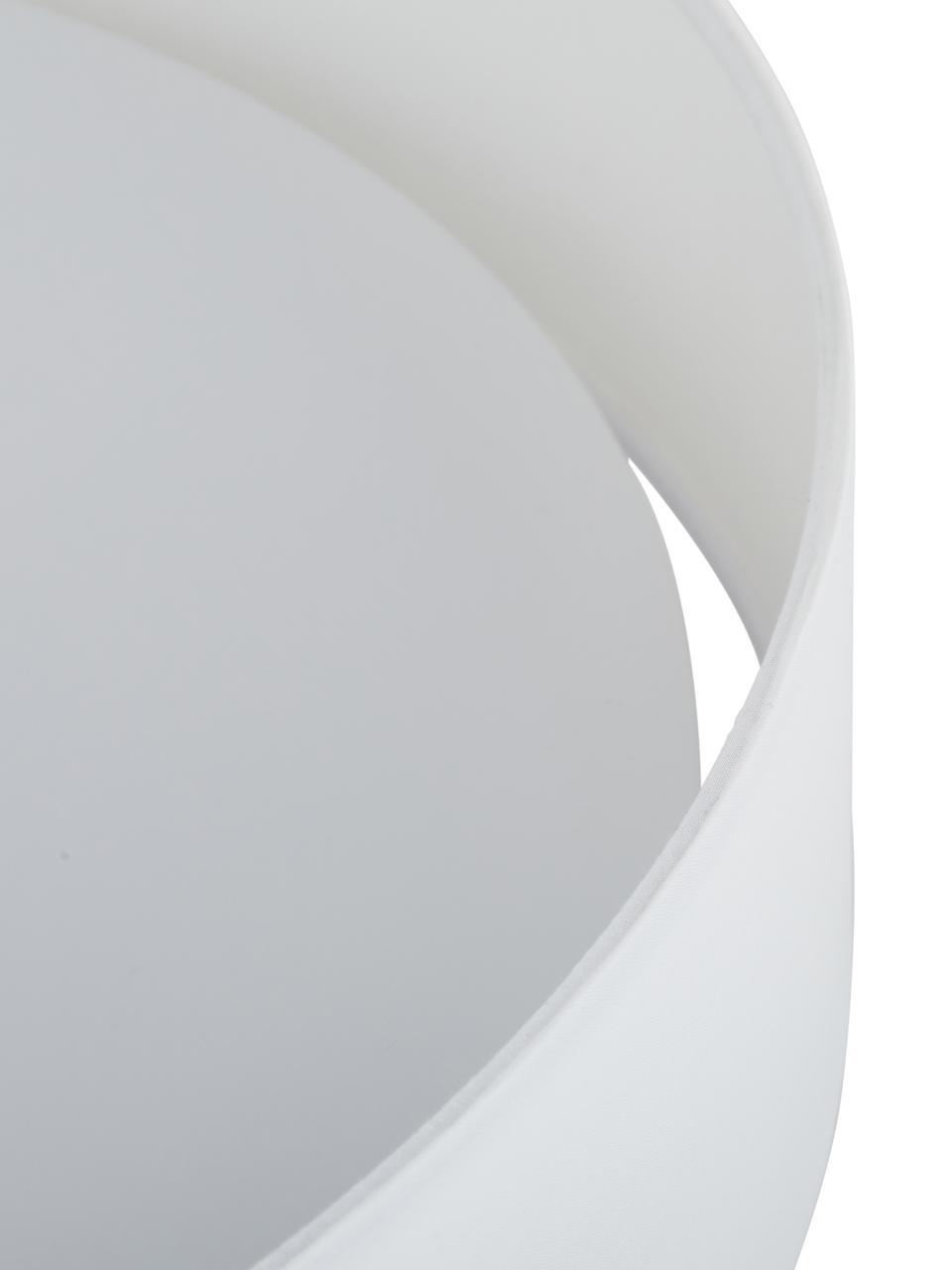 LED-Deckenleuchte Helen in Weiß, Diffusorscheibe: Kunststoff, Weiß, Ø 52 x H 11 cm