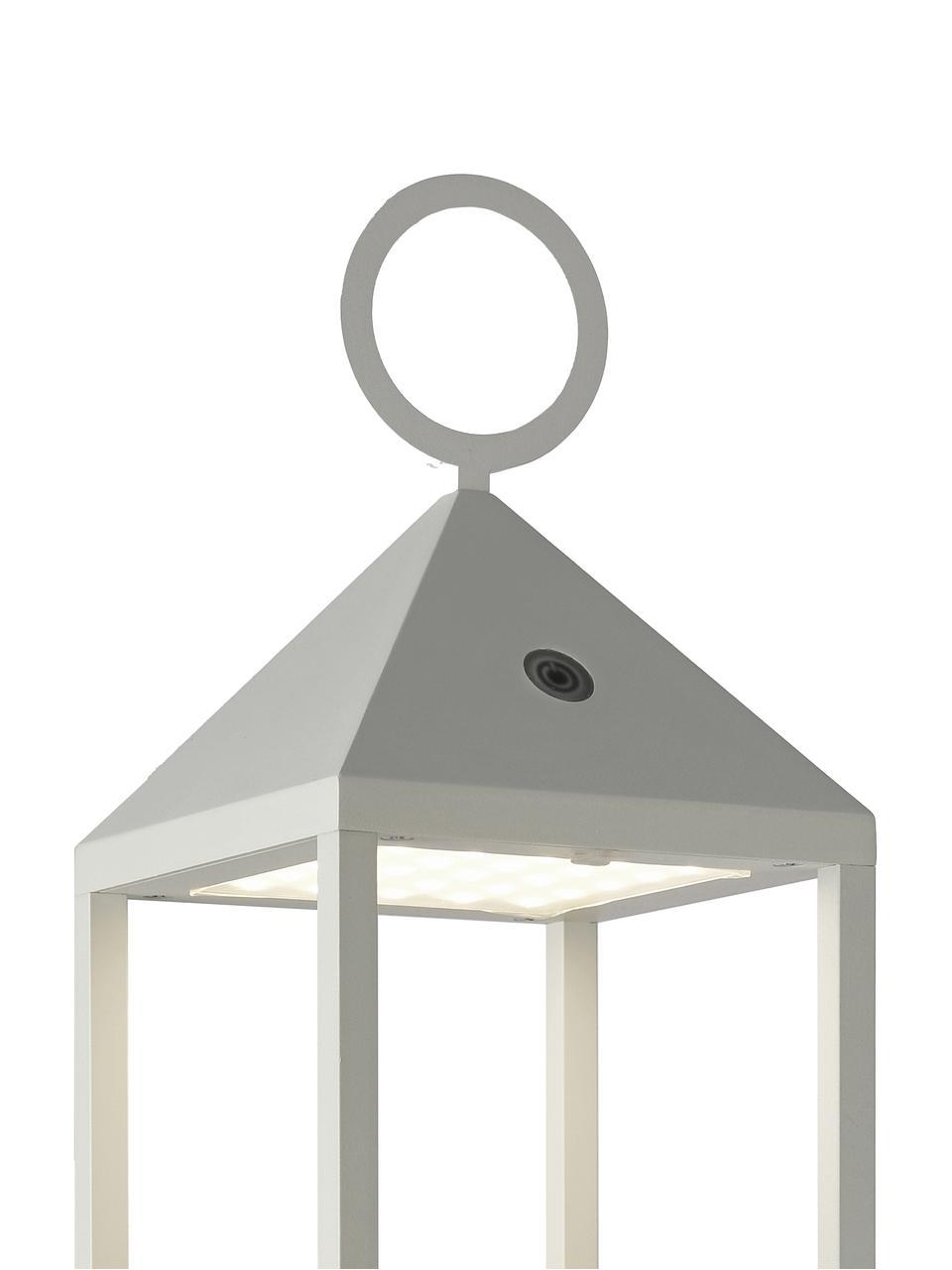 Přenosné stmívatelné venkovní svítidlo Cargo, Bílá