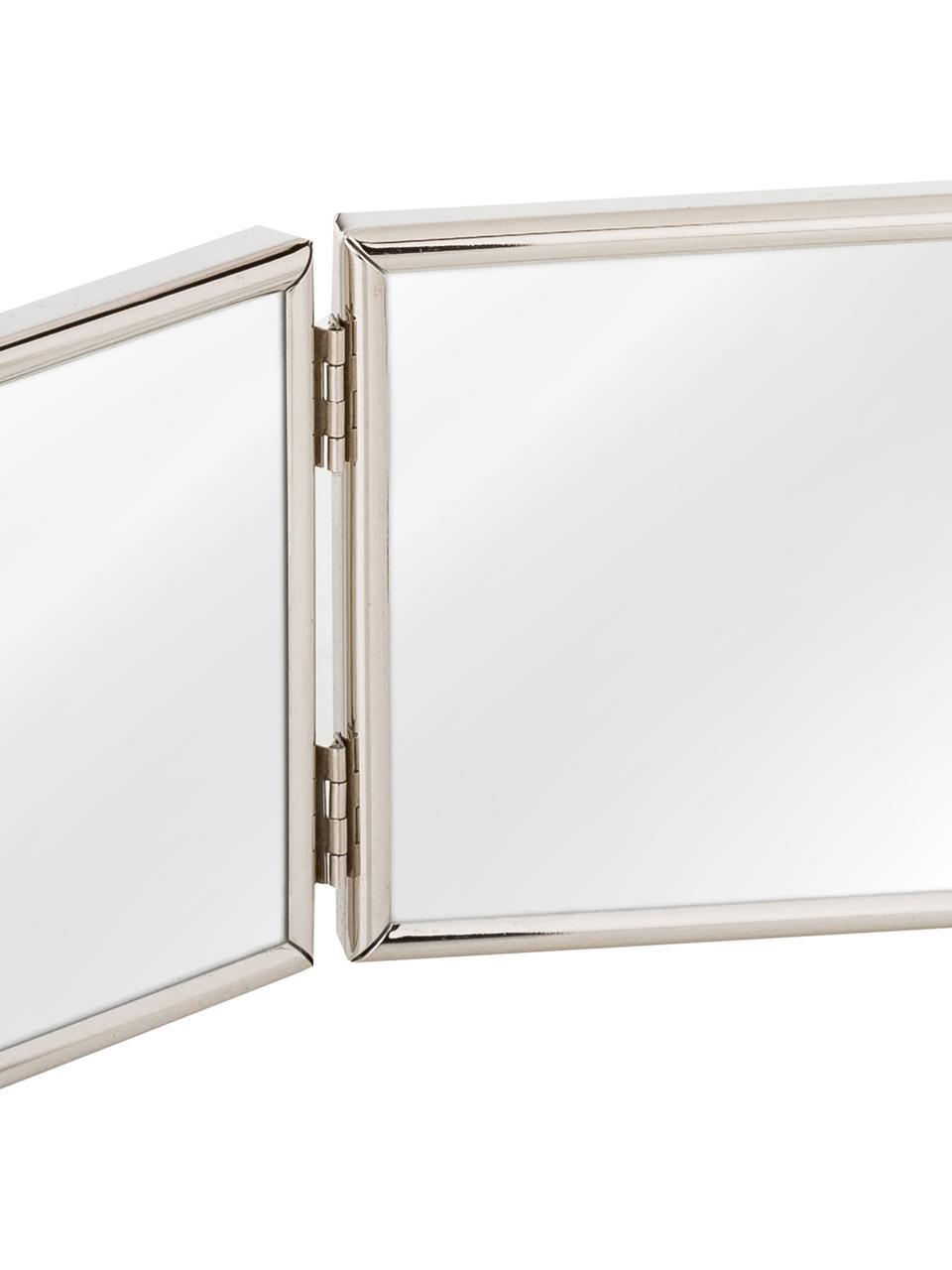 Ramka na zdjęcia Carla, Rama: srebrny<br>Front: transparentny, S 15 x W 10 cm