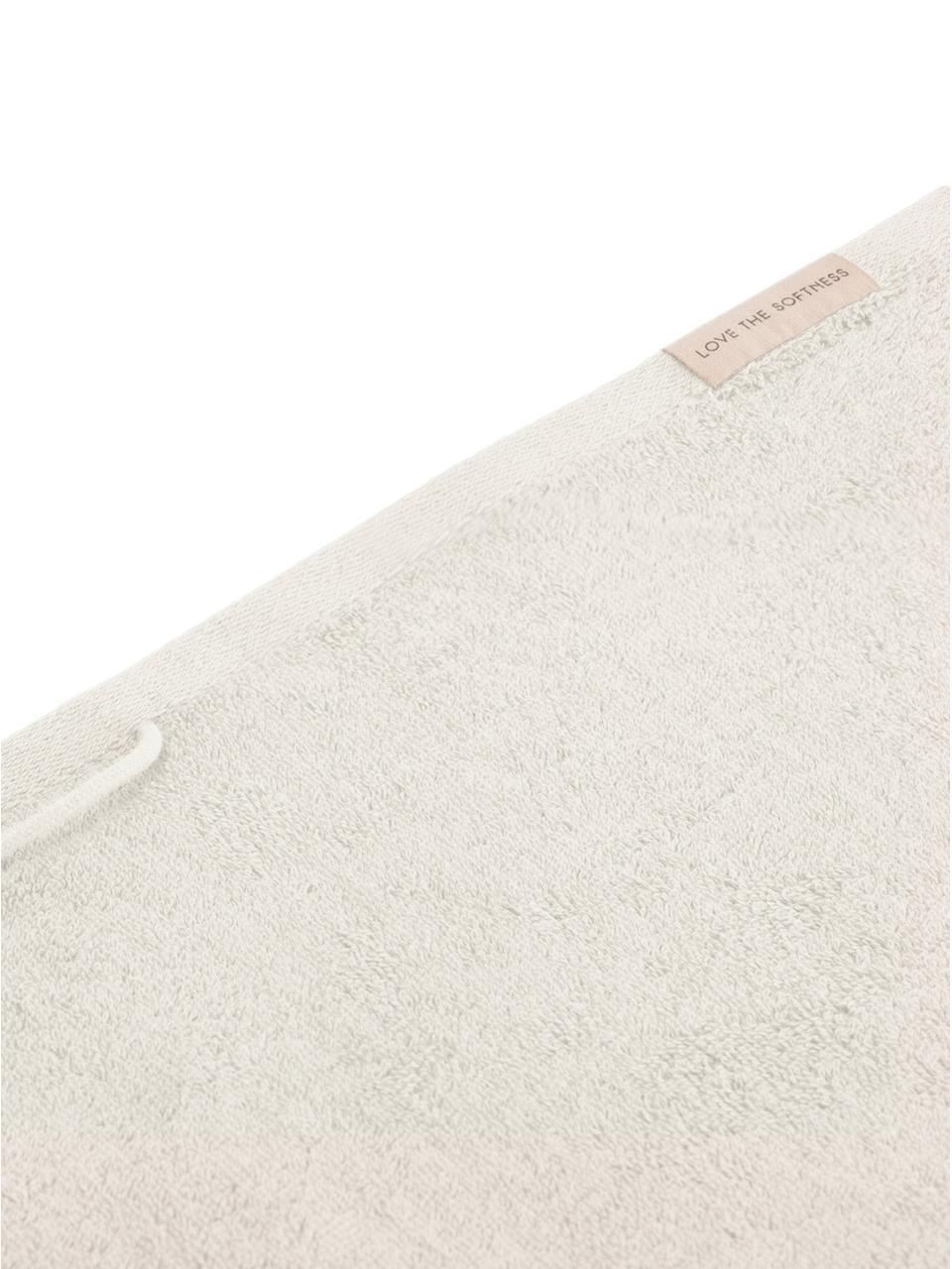 Handtuch Soft Cotton, verschiedene Größen, Hellbeige, Gästehandtuch