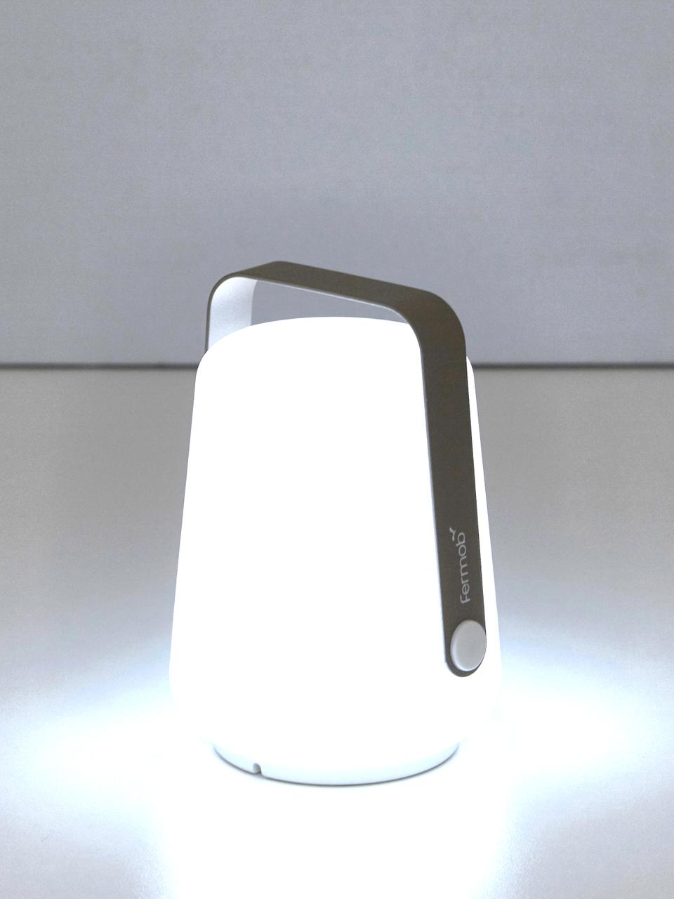 Venkovní přenosné LED svítídlo Balad, 3 kusy, Muškátový oříšek