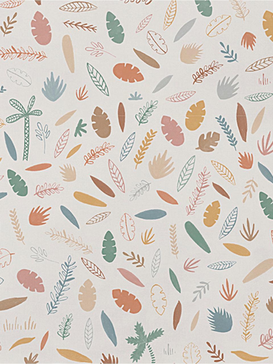 Jersey-Bettwäsche Junior Wildlife, 2-tlg., Webart: Jersey, Mehrfarbig, 100 x 135 cm