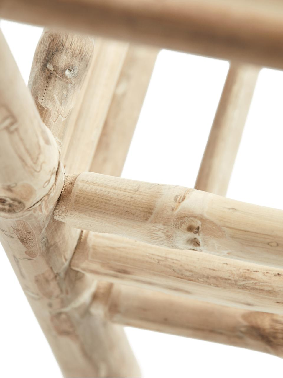 Bambus-Standregal Bamra, Bambus, Hellbraun, 40 x 55 cm