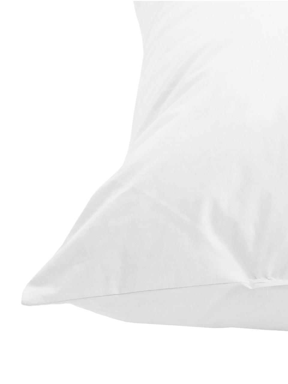 Kissen-Inlett Premium, 30x50, Daunen/Feder-Füllung, Weiß, 30 x 50 cm