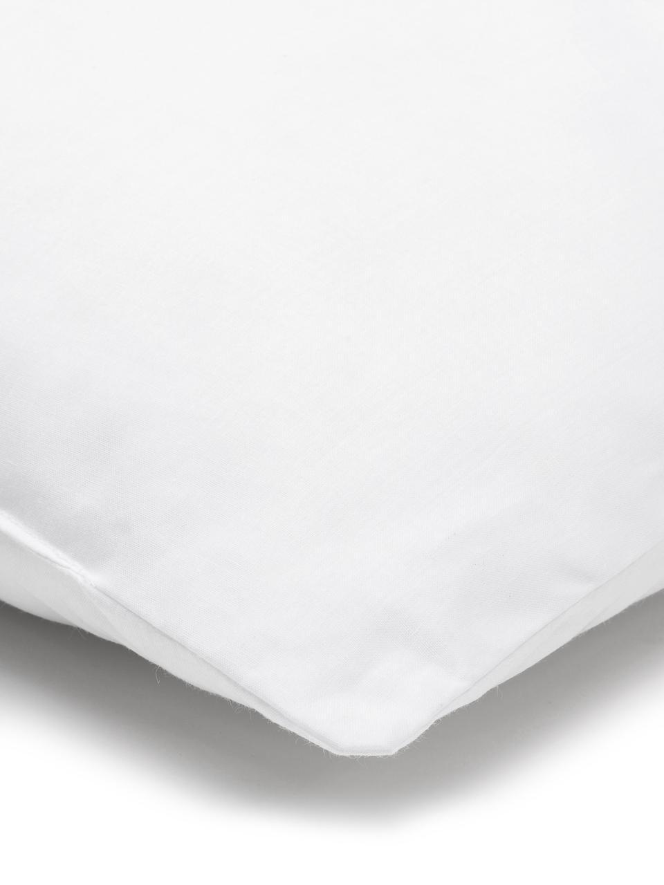 Microfiber kussenvulling Sia, 40 x 60 cm, Wit, 40 x 60 cm
