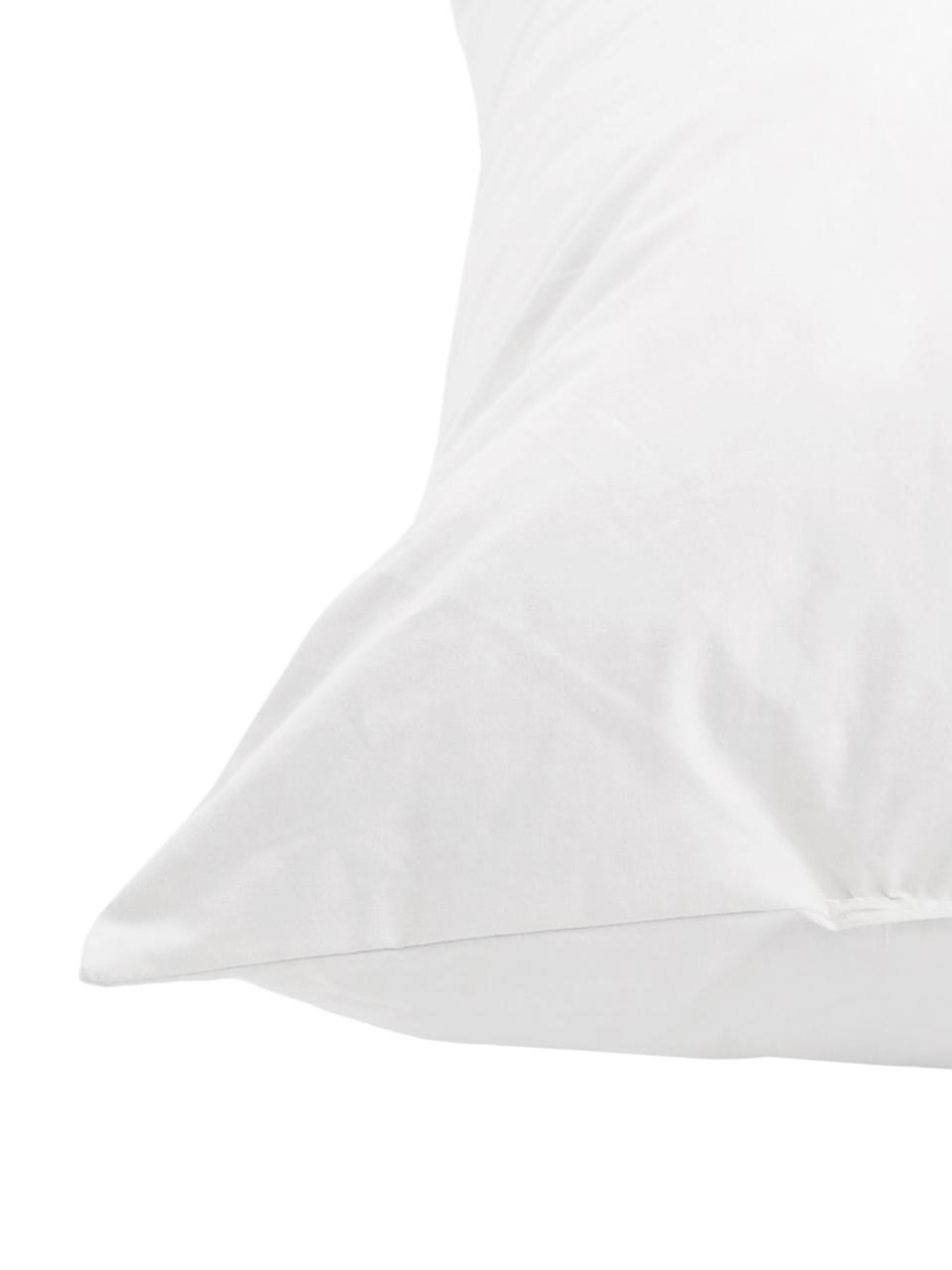 Garnissage de coussin duvet/plumes Premium, 45 x 45, Blanc