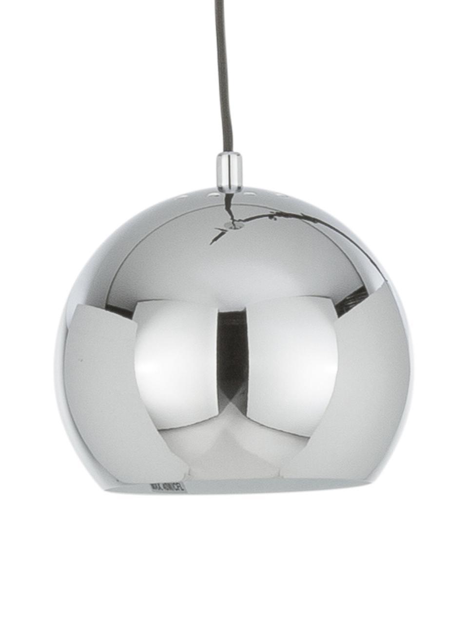 Personality Metallkugel kleine Pendelleuchte mit Lampenschirm aus Glas 25cm E27 Single Head Einstellbare H/öhe Speisetischlampe Modernes einfaches Restaurants Deckenbeleuchtung H/ängeleuchte