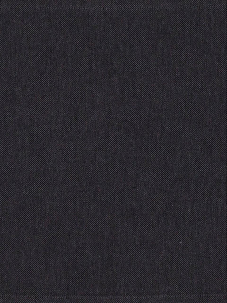 Tafelloper Riva van katoenmix in antraciet, 55%katoen, 45%polyester, Antraciet, 40 x 150 cm