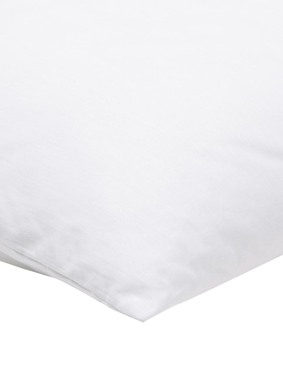 Imbottitura per cuscini in microfibra Sia, 50 x 50, Bianco, Larg. 50 x Lung. 50 cm