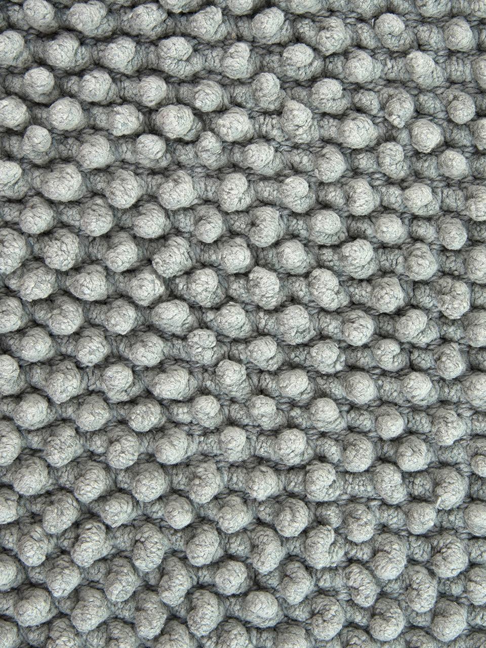 Kissenhülle Indi mit strukturierter Oberfläche in Salbeigrün, 100% Baumwolle, Salbeigrün, 45 x 45 cm