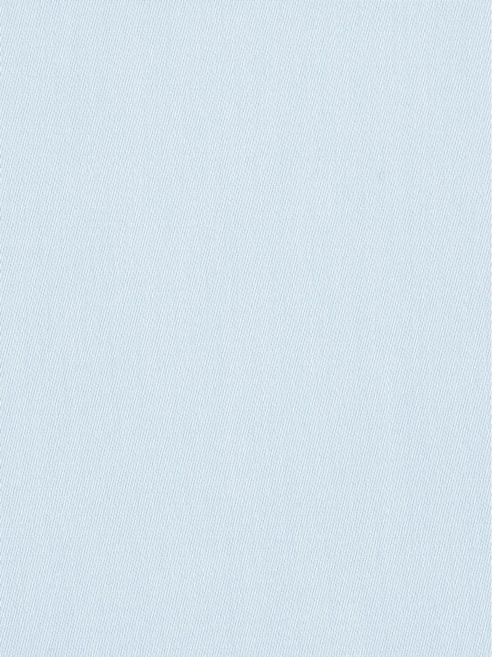 Pościel z satyny bawełnianej Comfort, Jasny niebieski, 135 x 200 cm