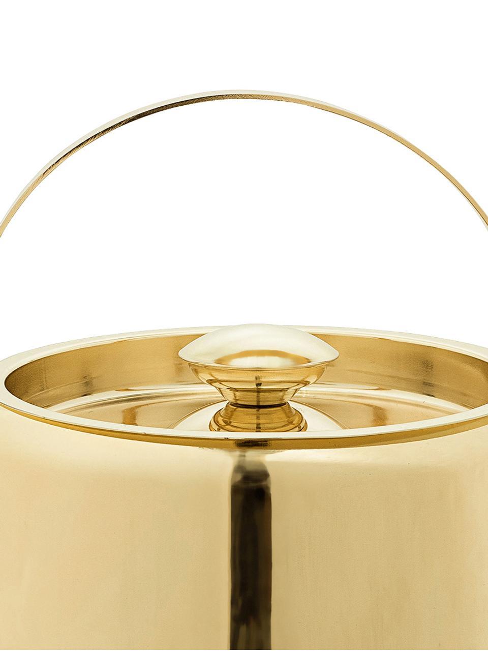 Eiseimer Royal, Goldfarben, Ø 19 x H 20 cm