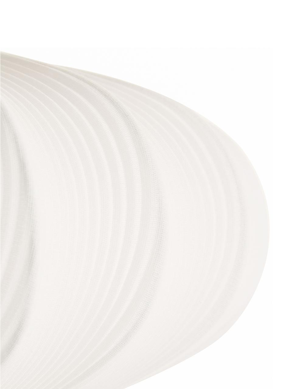 Plafonnier boule Mamsell, Blanc