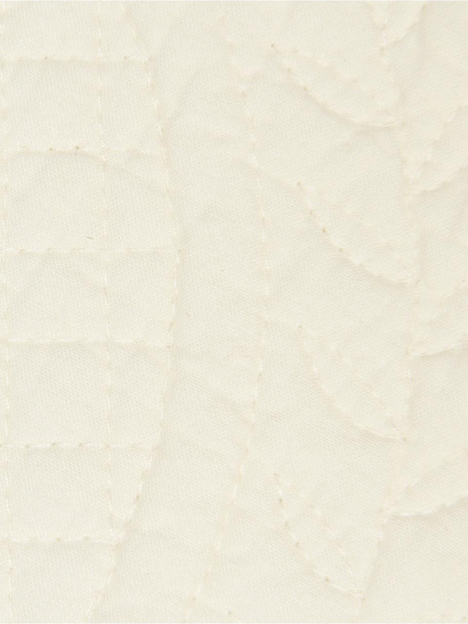 Tovaglietta americana Boutis 6 pz, Cotone, Color avorio, Larg. 34 x Lung. 48 cm