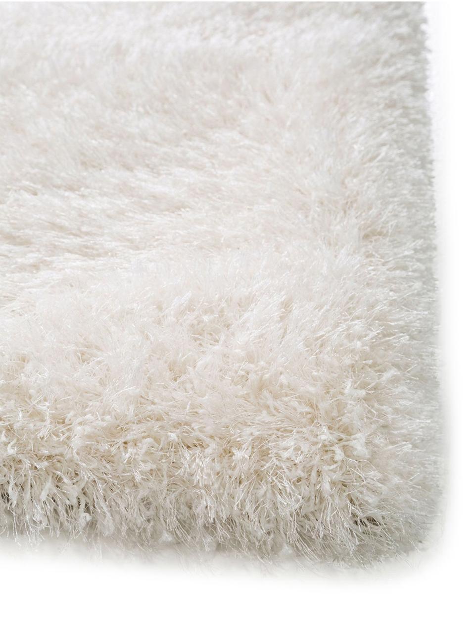Dywan z wysokim stosem Lea, Biały, S 300 x D 400 cm (Rozmiar XL)