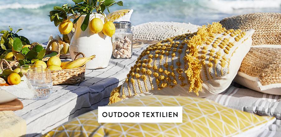 Outdoor-Deko-Blumen