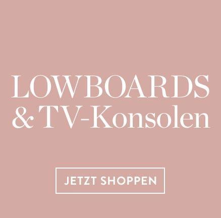 Kommoden-Lowboards-TV-Konsolen