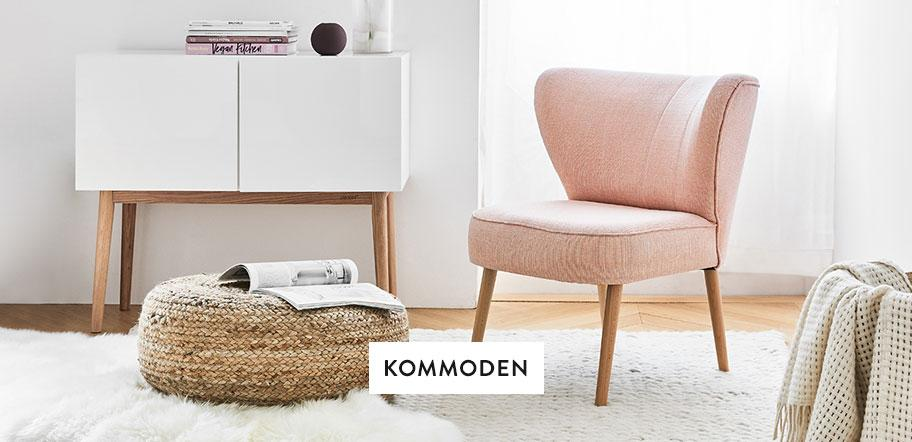 Kommoden-Sessel-Teppich