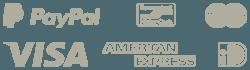 WestwingNow garandeert volledige veiligheid bij betaling en verzending.