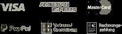 WestwingNow garantiert eine sichere Zahlungsabwicklung und Versand.