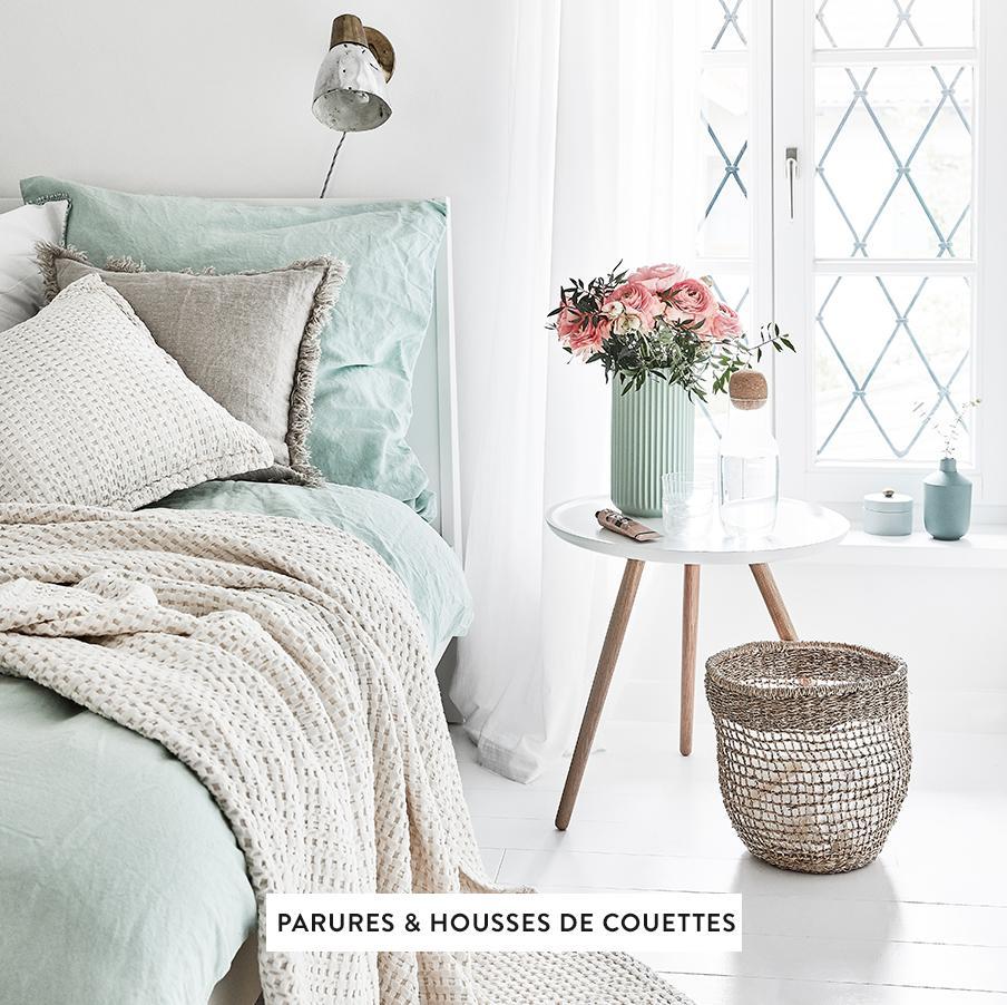 Bettwaesche-Bett-Schlafzimmer