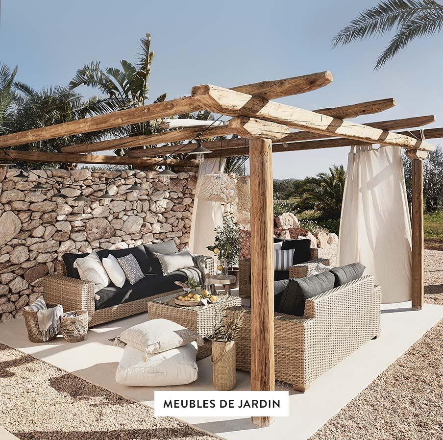 Mobilier & Déco de jardin | En ligne sur ▷ WestwingNow