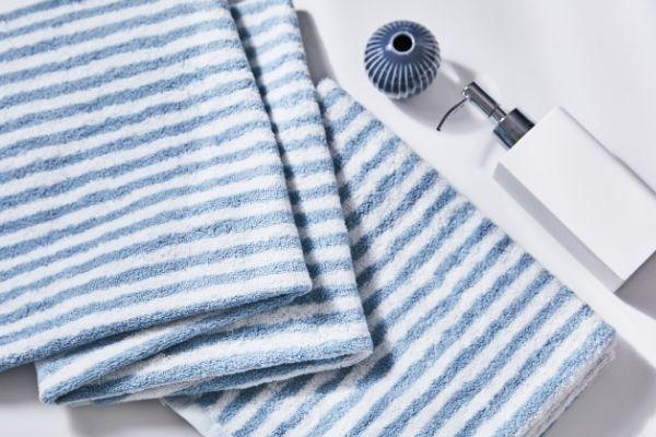 lavette e asciugamani piccoli
