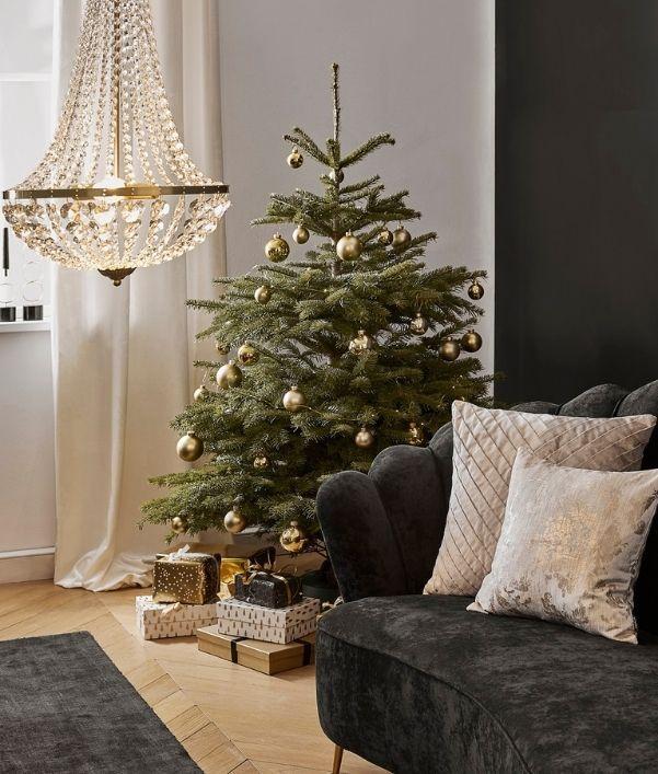 decorazioni natalizie eleganti