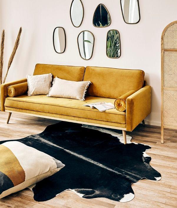 divano-giallo