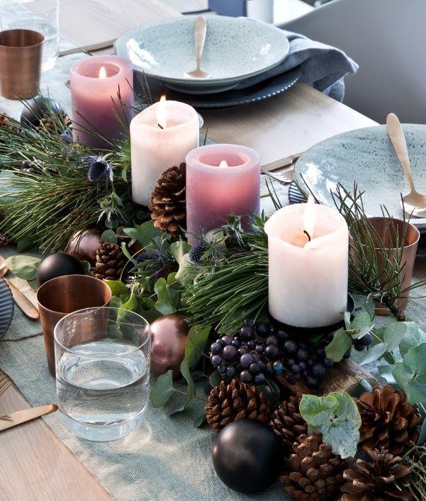 Advent decoratie