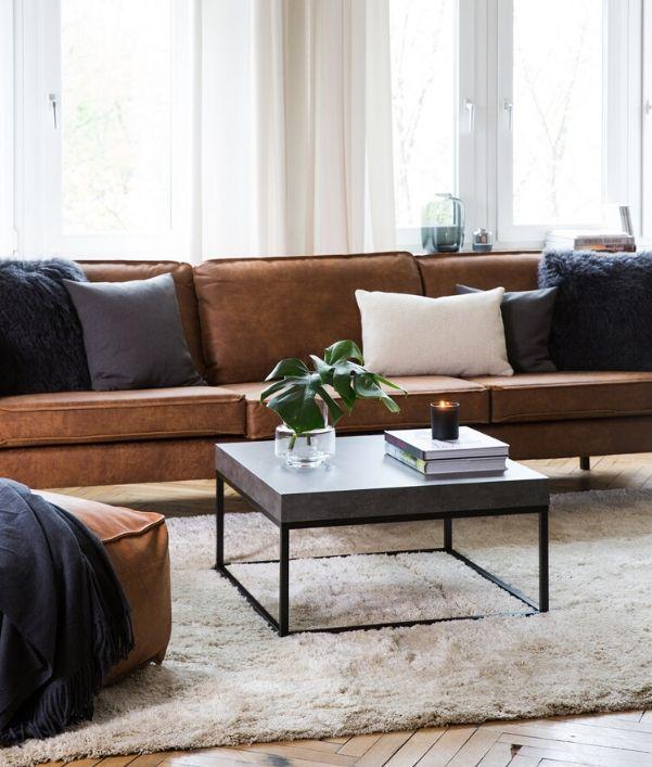 Betonnen meubels