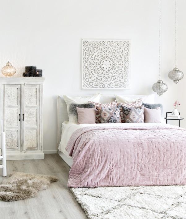 bohemain slaapkamer