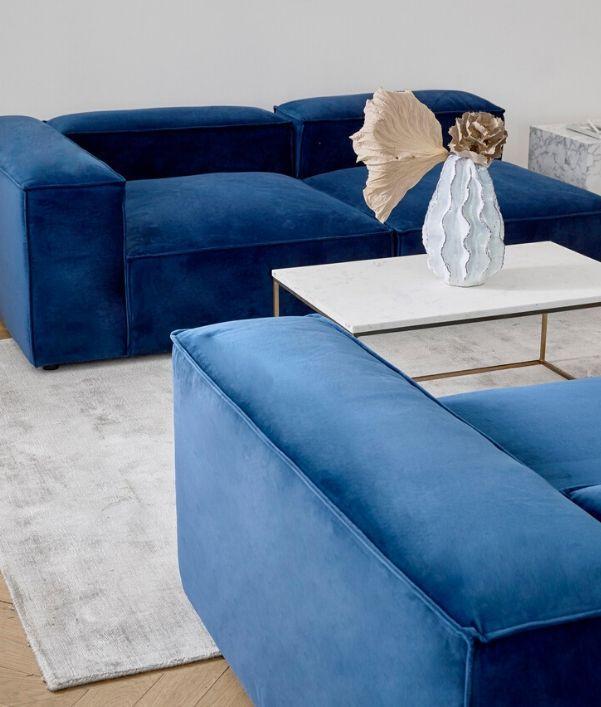 Classic Blue interieur