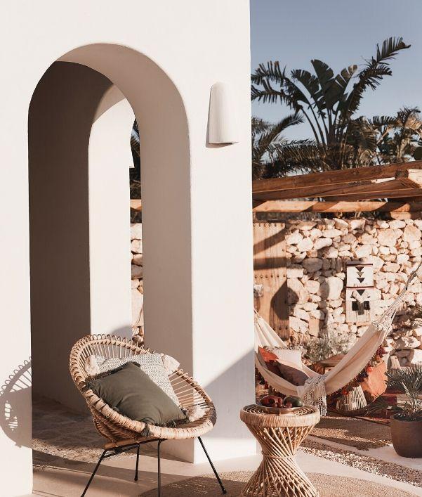 Rotan & bamboe meubels