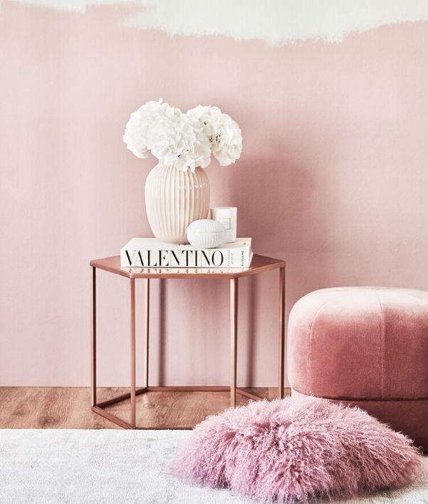 Roze meubels & woonaccessoires